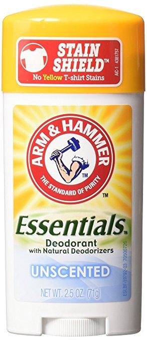 arm & hammer natural deodorant